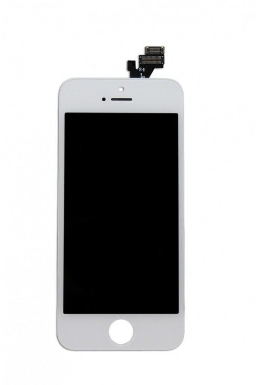 iPhone 5 White LCD